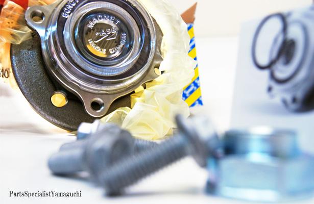 BMW MINI( bmw ミニクーパー)ハブベアリングからの異音|輸入車パーツ故障原因と交換について,イメージ画像,