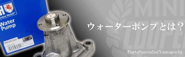 ローバーミニ,故障,交換,ウォーターポンプ,0909-007.jpg