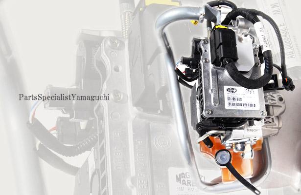 シトロエンC4ピカソ(CITROEN)・クラッチアクチュエーター|輸入車パーツ故障原因と交換,機能と構造イメージ,