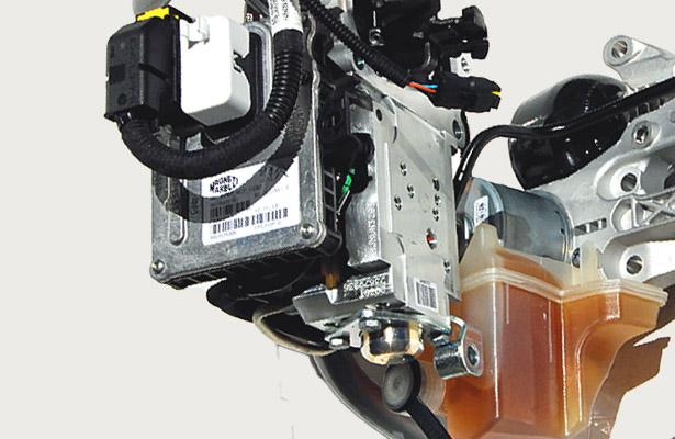 シトロエンC4ピカソ(CITROEN)・クラッチアクチュエーター|輸入車パーツ故障原因と交換,交換イメージ画像,