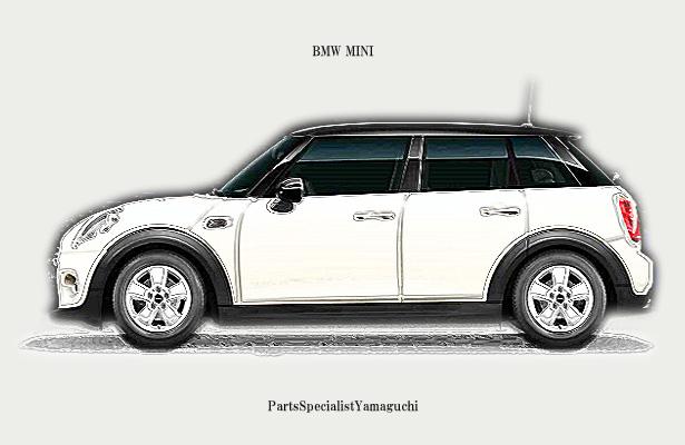 BMW MINI( bmw ミニクーパー)ハブベアリングからの異音|輸入車パーツ故障原因と交換について,トップ画像2,