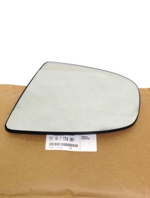 bmw X5(e70) ドアミラーガラス 左 51167174981