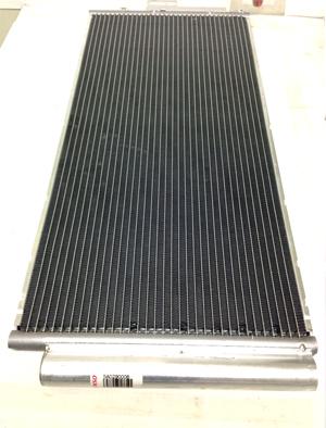 フィアット 500アバルト エアコンコンデンサー 51932163