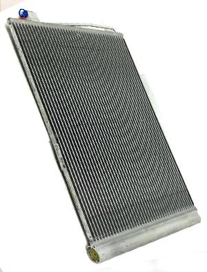 BMW 525i(e60) エアコンコンデンサー 64509122825